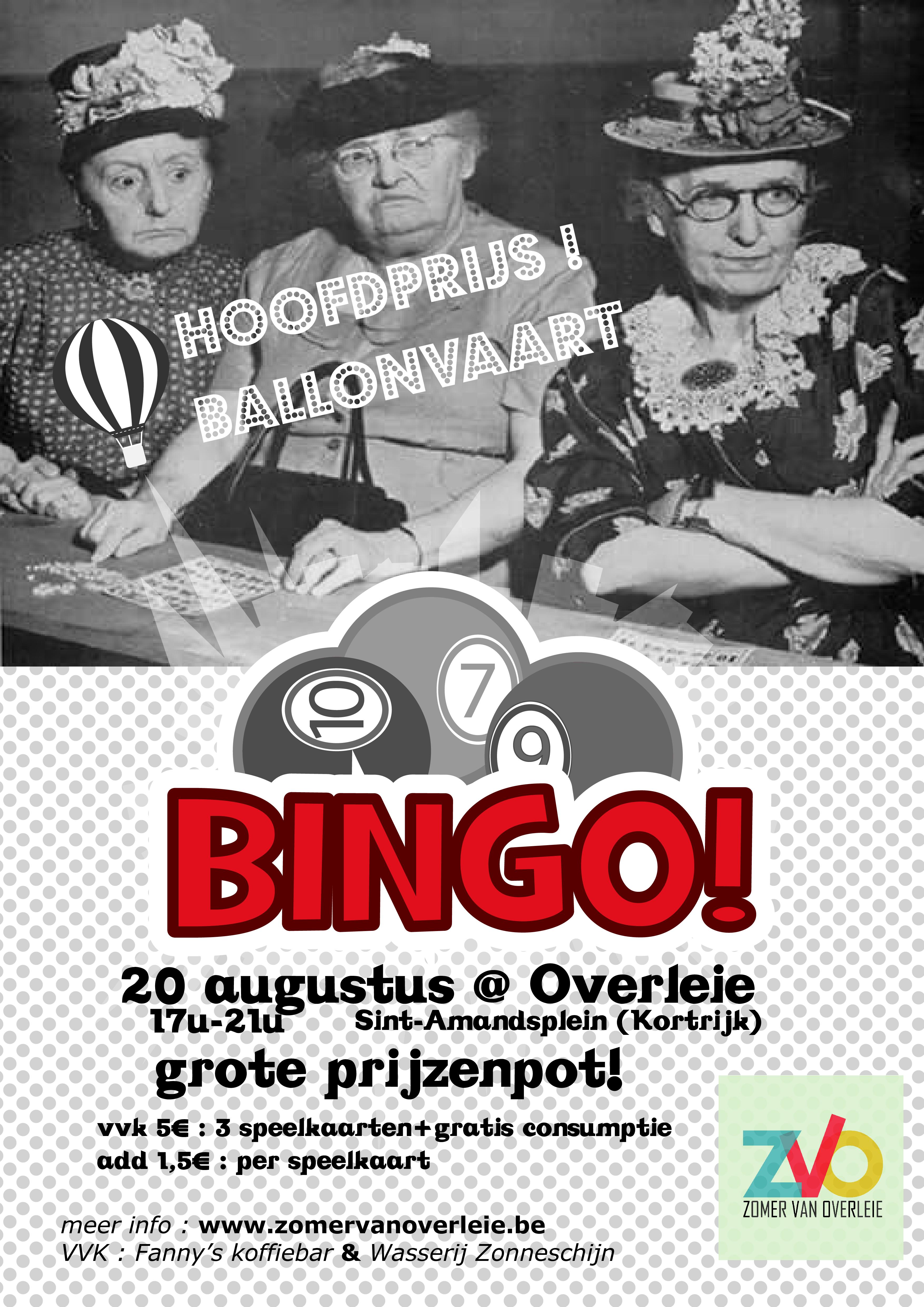 BINGO affiche