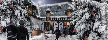 De Verborgen Kerstmarkt